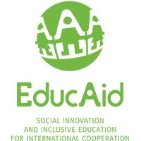 Educaid Logo Verticale Scritta